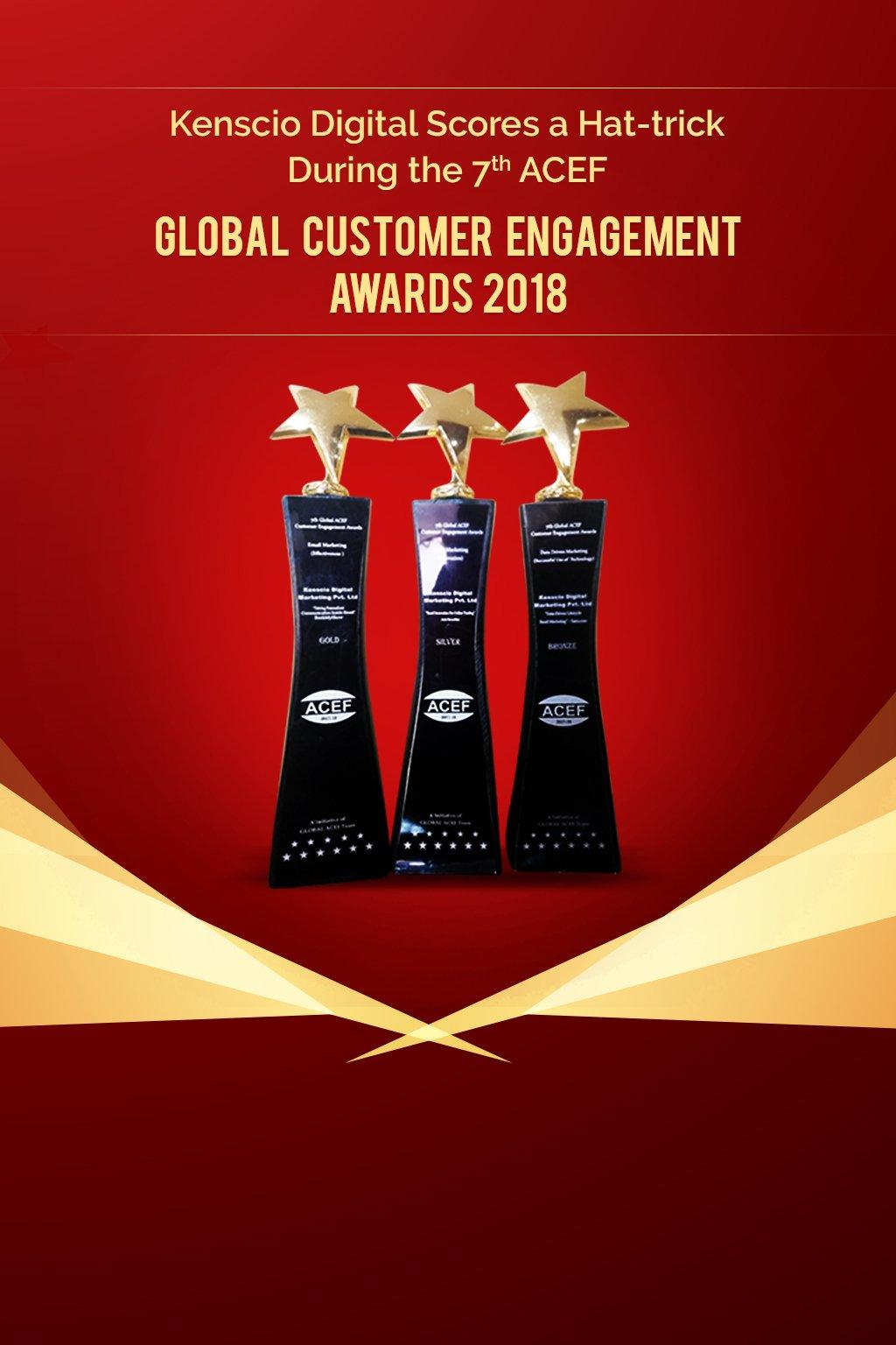 GLOBAL CUSTOMER ENGAGEMENT AWARDS 2018